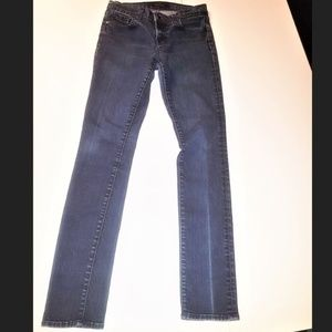 J BRAND Medium Wash Mid-rise Eclipse Jeans